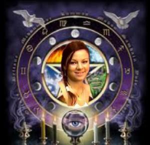Connie Wicca Boszorkány