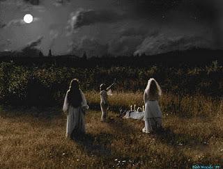 Mágia és boszorkányság – A vallás